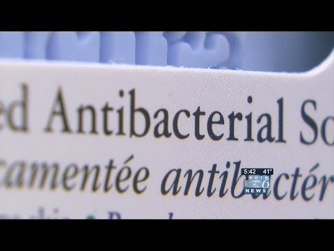 FDA: Anti-germ soap could be health risk