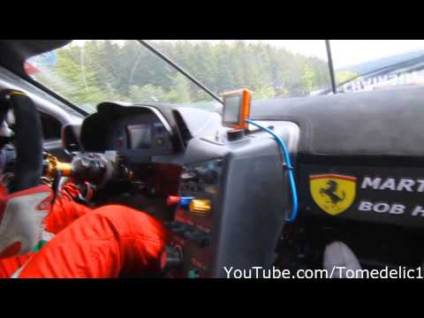 Ferrari 458 GT2 Ride!! Onboard, Accelerations Racing On Spa Francorchamps