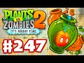 Plants vs. Zombies 2: It's About Time - Gameplay Walkthrough Part 247 - Vasebreaker! (iOS)
