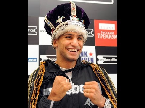 Don't ever compare Amir Khan to Prince Naseem Hamed