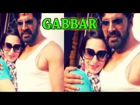 Gabbar : Akshay Kumar starts shooting for the movie
