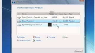 Como Instalar Windows 7 Desde Cero Paso A Paso