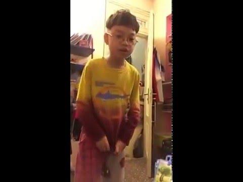 Minh Lợn Anh Trai Bi Béo Hát Nhảy Cùng Mẹ Nhung