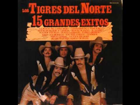 Los Tigres del Norte Gallo de pelea version original