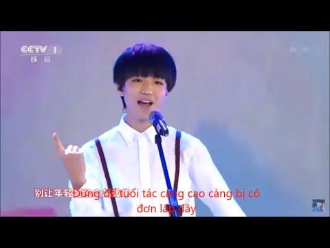 [CATK][Vietsub] 150528 TFBOYS live