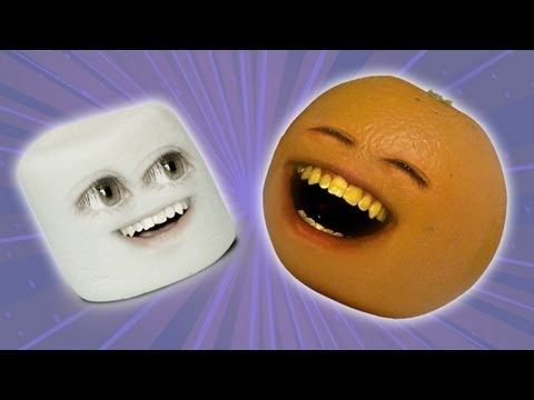 Annoying Orange - Annoying Marshmallow