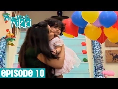 Best Of Luck Nikki - Season 1 - Episode 10 - Disney India (Official)