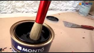 Pintar barandilla metálica