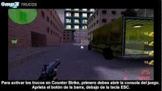 Invisibilidad Y Restricción De Armas En Counter-Strike