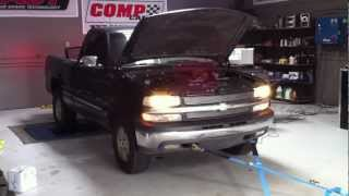 2001 Chevy Truck Twin Turbo Stock 200K Miles 5.3L Dynoed