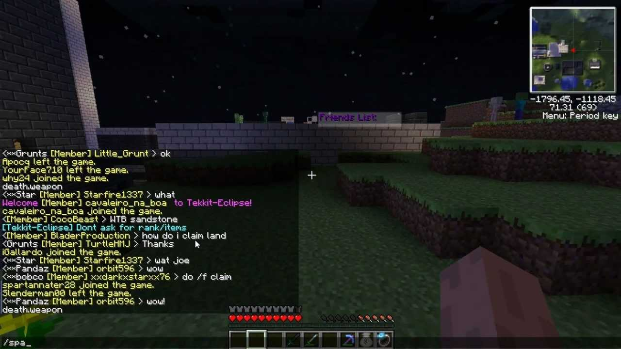 Minecraft plotme servers cracked