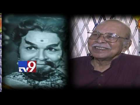 Senior Actor Vankayala Satyanarayana rediscovered by Anveshana ! - TV9