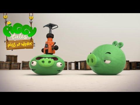 Piggy Tales - Skúšky