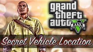 GTA 5 Never Before Seen Car Location! (GTA 5 Secret