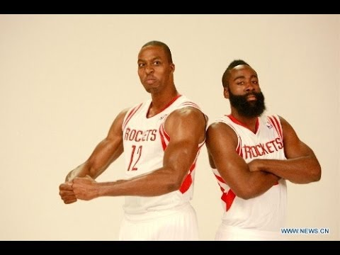 Are James Harden, Dwight Howard and the Houston Rockets the team to fear out West?