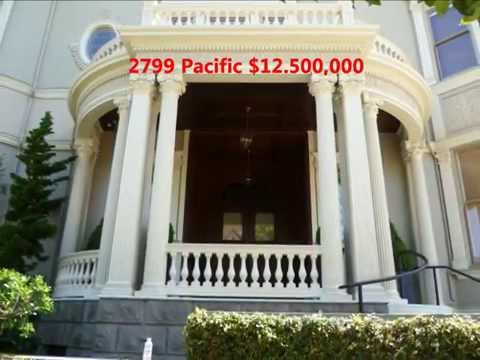 San Francisco Million Dollar Doors