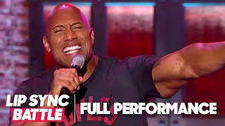 Lip Sync Battle - Dwayne Johnson vs Jimmy Fallon