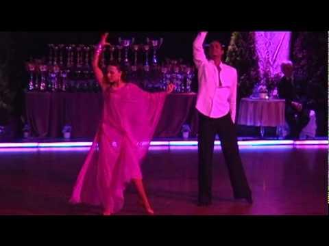Andrej Mosejcuk Kamila Kajak Pokaz Rumba 2011 Turniej Corte Top Dance