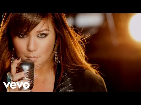 Kelly Clarkson – Stronger (What Doesn't Kill You)