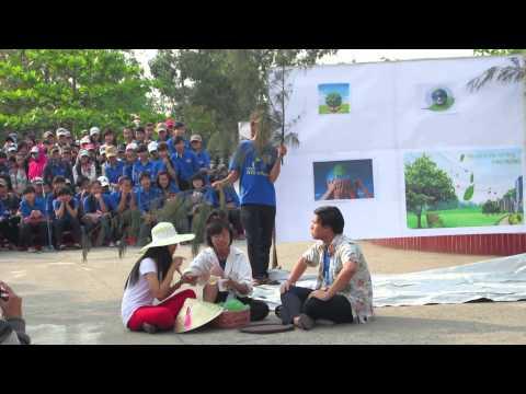 Kịch: Bảo vệ môi trường - 11/1 THPT Nguyễn Trãi Đà Nẵng