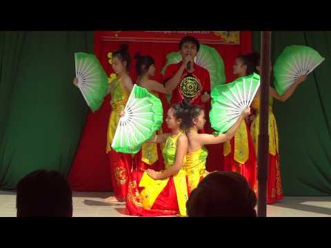 Hát múa Dòng máu lạc hồng THPT CẦNĐƯỚC 2014-2015
