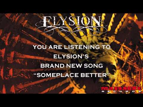 ELYSION Someplace Better Pre-Listening ( Gothic Metal )