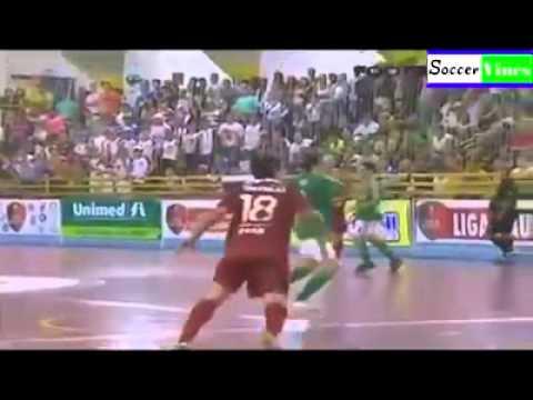(xemthethao.vn) Falcao, huyền thoạt môn Futsal thế giới
