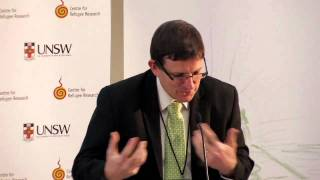 2011 Refugee Conference - Closing Address