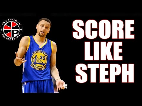 How To Score Like Steph Curry | Steph Curry Shot Fake 3 Pointer | Pro Training Basketball