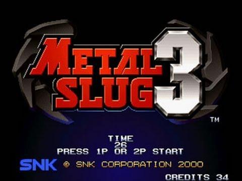 Metal Slug 3 - Gameplay