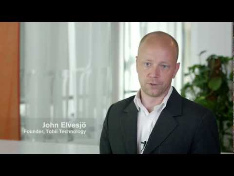 Tobii Named 2013 Technology Pioneer by World Economic Forum