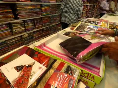 Saree selection video guide for men - part 11