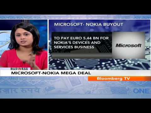 Microsoft Pay $7.2 Bn For Nokia Devices, Services Biz