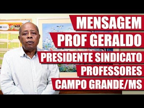 Entrevista Geraldo para canal Por uma Campo Grande Melhor
