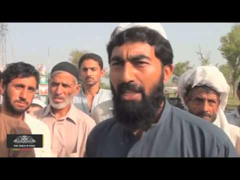Panicked Refugees Pour Out Of Pakistan's Troubled North Waziristan - TOI