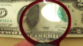 The 1976 2 Dollar Bill Is It Rare????