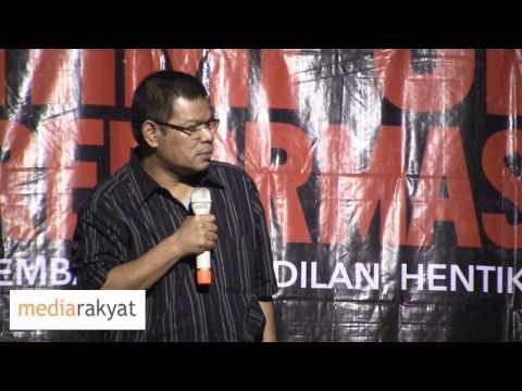 Saifuddin Nasution: Isu Fitnah Keatas Anwar Terus Mendapat Perhatian
