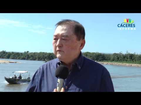 Visita Jorge Yanai PMDB ao Prefeito Francis Maris