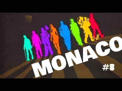 Monaco Together #08 - unerwarteter Besuch - Let's Play Monaco (German/HD)