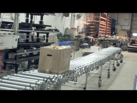 NestaFlex Powered Flexible Conveyor
