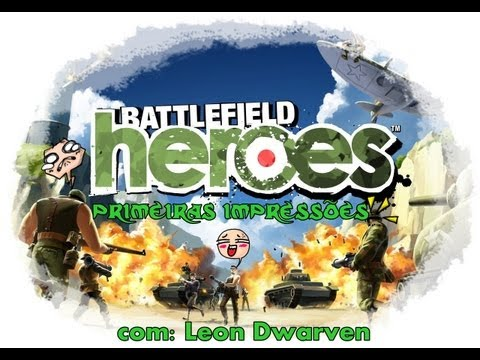 battlefield heroes-primeiras impressões