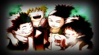 lagu ending Naruto Soba Ni Iru Kara