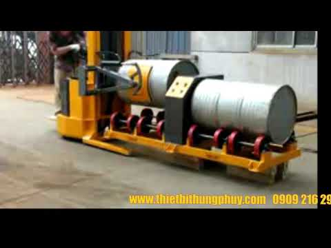 Máy xoay trộn thùng phuy TY600B Lh 0909 216 299