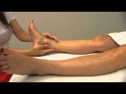 Initiation au massage des pieds 1/2