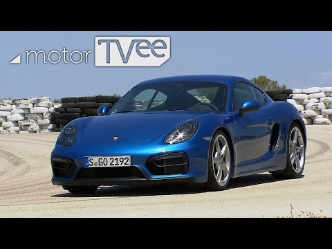 Porsche Cayman GTS - New mid engine top Porsche | motorTVee