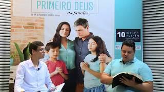 03/03/18 - Intimidade com Deus - Pr. Denilson Souza e Pr. Adriano Camargo