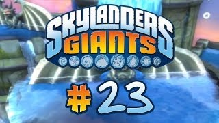 Let's Play Skylanders: Giants #23 - Wasserakt [blind!] [FULL-HD]