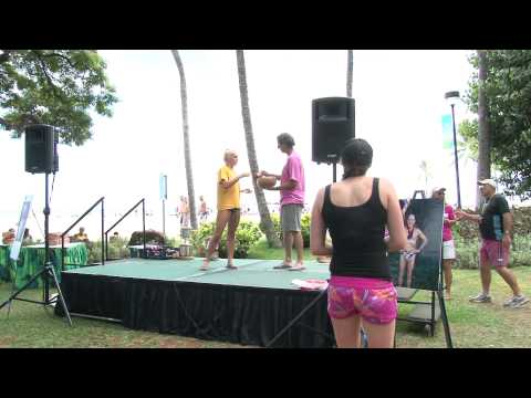 AWARDS FEMALE AGE GROUP  17yrs to 18yrs  2011 Waikiki Rough Water Swim