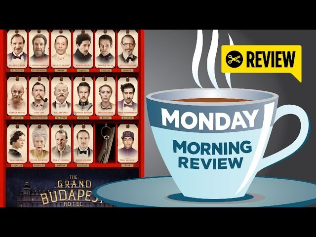 The Grand Budapest Hotel - Monday Morning Review with SPOILERS (2014) Movie Review HD