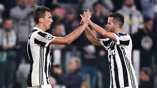 Champions League: Juventus' goals to reach the last 16!